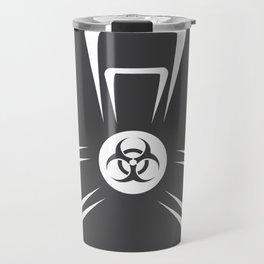 Biohazard Biohazard Biohazard Virus Disease Gift Travel Mug