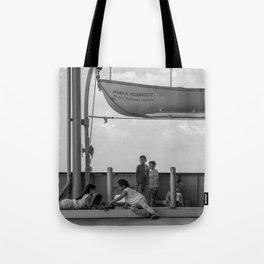 Simple Times NYC Tote Bag