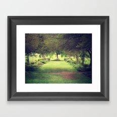 A Midsummer Night's Dream Framed Art Print