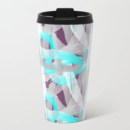 Out of the blue pattern Travel Mug