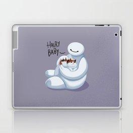 Big Hero -Hairy Baby  Laptop & iPad Skin