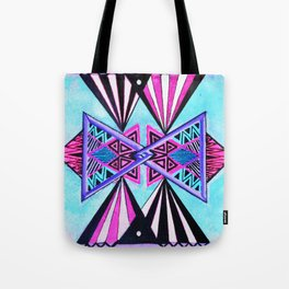 new dimension Tote Bag