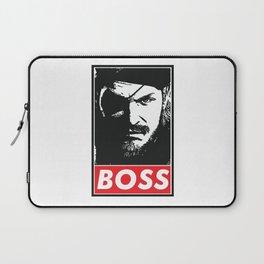 Big Boss - Metal Gear Solid Laptop Sleeve