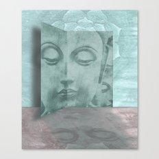 Gallery Buddha Canvas Print