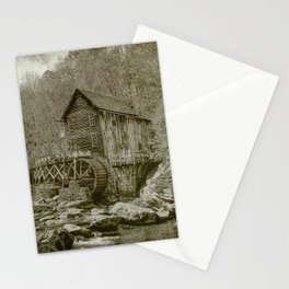 The Good Old Days Stationery Cards