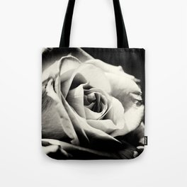 She Blooms Tote Bag