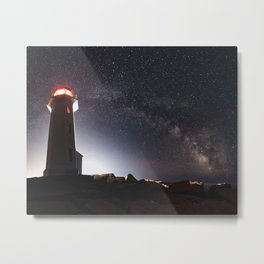 Near & Far Metal Print
