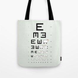 The EWE Chart Tote Bag