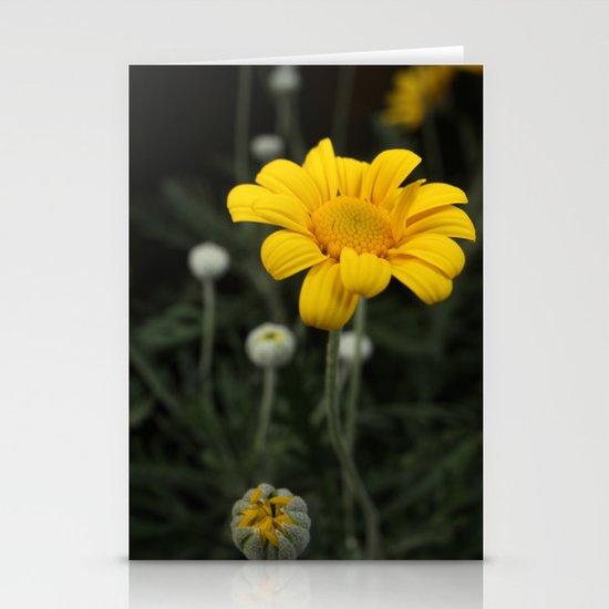 Spring - Chrysanthemum Stationery Cards