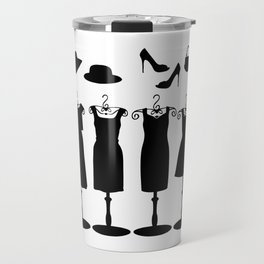 Little Black Dress Travel Mug