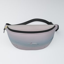 Calmness, He who calm the storm Fanny Pack