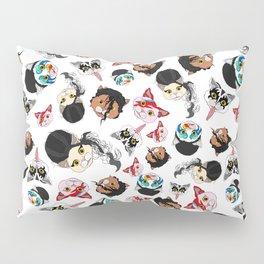 Pop Cats Pillow Sham
