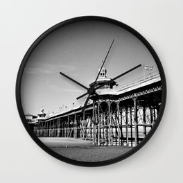 North Pier Blackpool Wall Clock