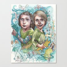 Friends Canvas Print