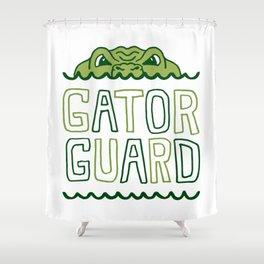 Gator Guard Shower Curtain