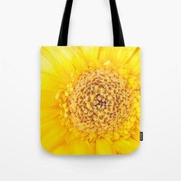 Sunny Summer Love - Yellow Gerbera #1 #decor #art #society6 Tote Bag