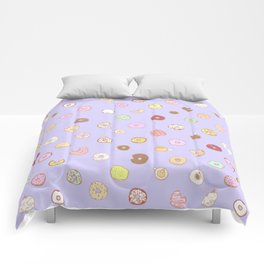Donut You Want Some 03 Comforters
