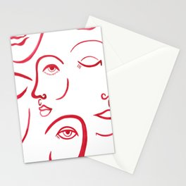 Morphing Stationery Cards