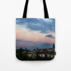 pastel shades for days Tote Bag