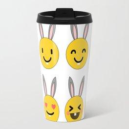 Easter Emoji Travel Mug