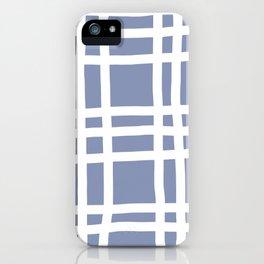 Thistle Tartan iPhone Case