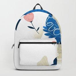 Hug And Love Backpack