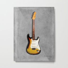 The 65 Stratocaster Metal Print