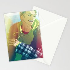 Cowhouse (Jesse Pinkman - Breaking Bad) Stationery Cards