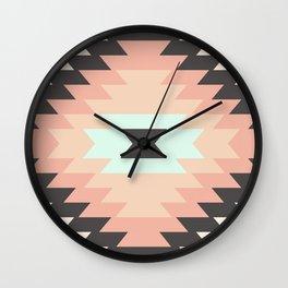 Kilim 1 Wall Clock