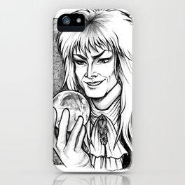 Jareth iPhone Case