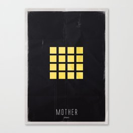 AI - MOTHER  Canvas Print