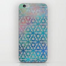 Flower of Life Variation - pattern 3 iPhone & iPod Skin