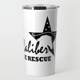 High Caliber Horse Rescue Travel Mug
