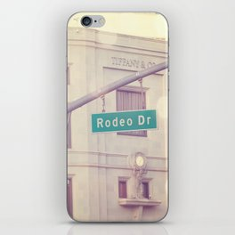 Rodeo Drive  iPhone Skin