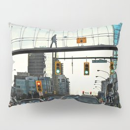 Over to the Other Side Pillow Sham