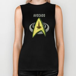 Avocado Trek Biker Tank