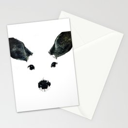 Doe, A deer, A female deer! Stationery Cards
