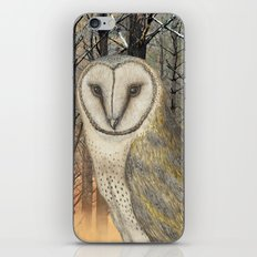 When the shadows eat the moon iPhone & iPod Skin
