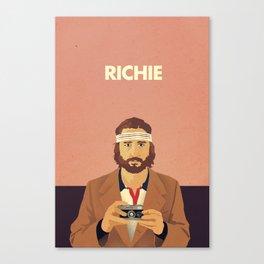 Richie Canvas Print
