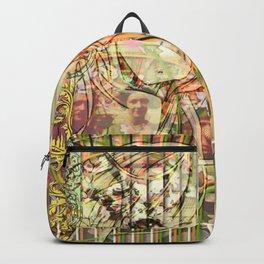 Jeune fille de joie usine (Factory girl joy) (2) Backpack