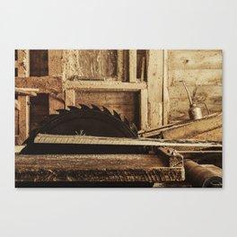 The Sawmill Canvas Print