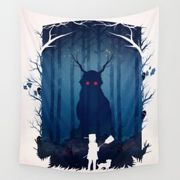 Brave Warriors Wall Tapestry