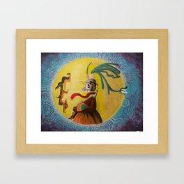 Mayadonna Framed Art Print