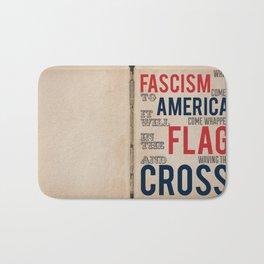 Fascism Bath Mat