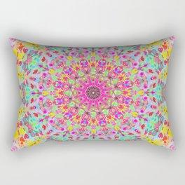 CANDY MANDALA Rectangular Pillow