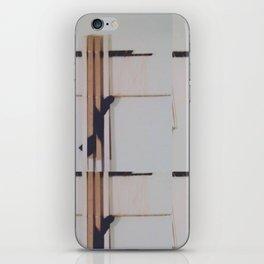 Wood_Art iPhone Skin