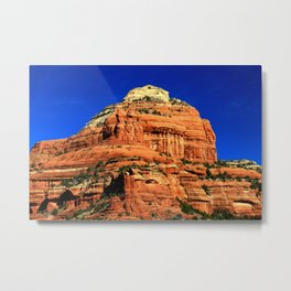 Majesty Against Blue Sky Metal Print