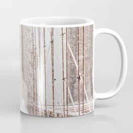Brooklyn Bridge Snow Coffee Mug