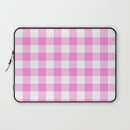 Pink Buffalo Check - more colors Laptop Sleeve