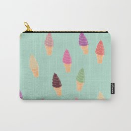 Cubist Ice Cream Carry-All Pouch